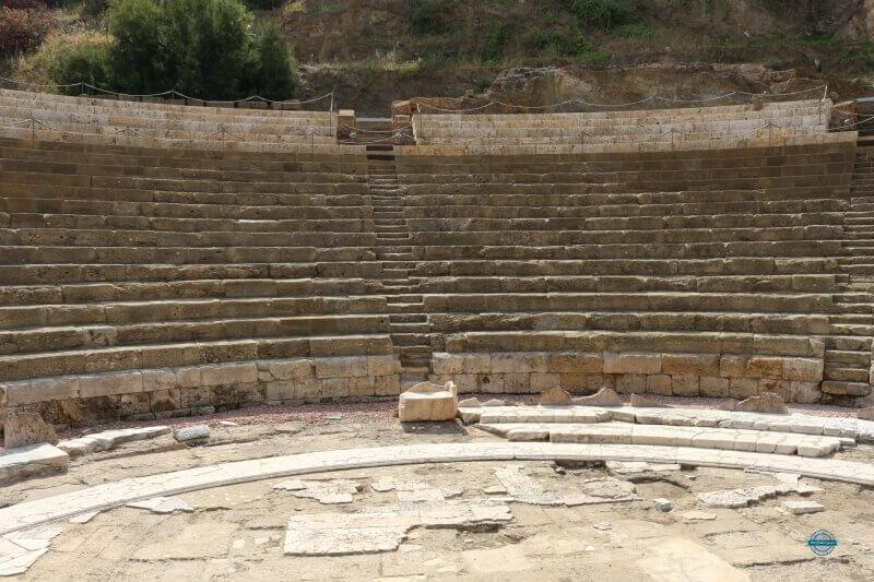 visitar teatro romano de málaga