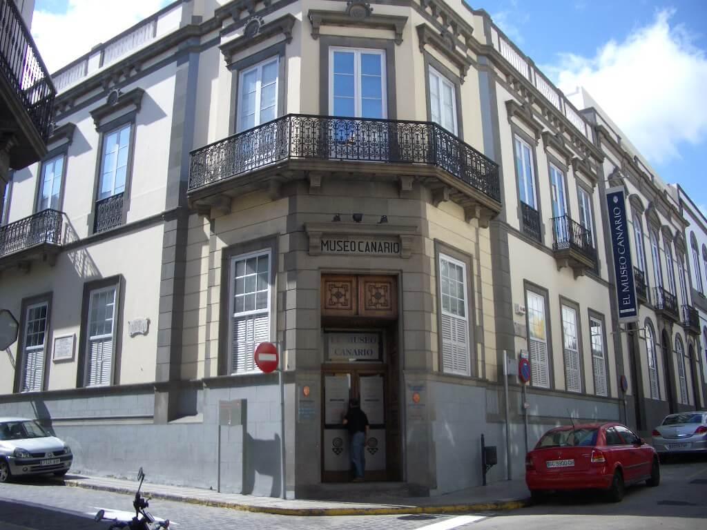 Museo Canario de Las Palmas