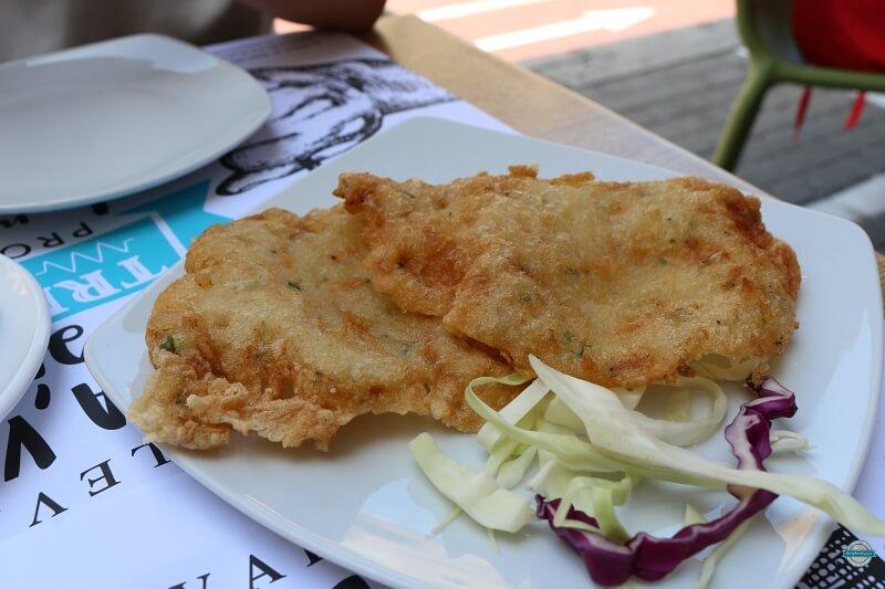 Comer en Andalucía